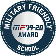 Military Friendly School 2018-2019 Bronze