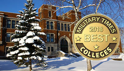 UW-Superior named to Military Times Best: Colleges 2018 rankings